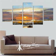 Art Decoration For Home Online Get Cheap Abstract Canvas Painting Designs Aliexpress Com