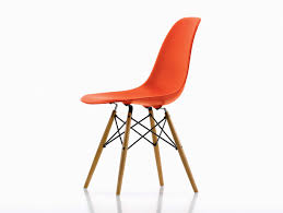 outstanding original eames style office chair with molded plastic
