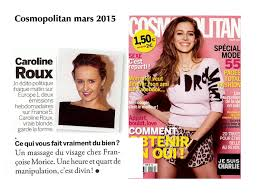 cosmopolitan article in the press françoise morice institut françoise morice