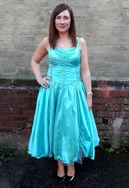 prom dresses from the 80s 80s does 50s aqua blue prom dress 1980s fashion 1980s dresses