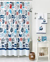 Jake And The Neverland Pirates Curtains Bathroom Awesome Design Interior Of Pirate Bathroom Decor With