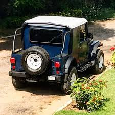 mahindra thar modified seating aviator facebook