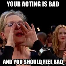 What If I Told You Meme Generator - shut yo bitch ass up meryl streep meme generator