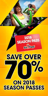 Six Flags Food Pass Flash Sale Sweepstakes Six Flags Over Georgia