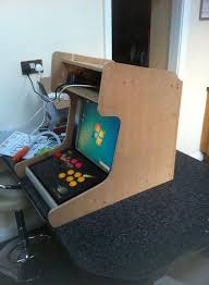 how to make an arcade cabinet retrocollect forum view topic my diy arcade machine on the cheap