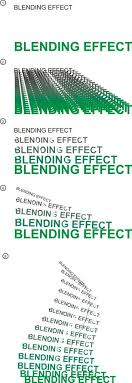 corel draw x4 blend tool learn to use the blend tool in corel draw tutorial corel draw