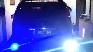 lexus lx 570 jakarta whelen jakarta unmarked police car xlight project youtube