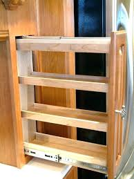 roll out shelves for kitchen cabinets kitchen kitchen cabinet roll out shelves bamboo drawers diy
