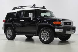 toyota fj chicago cars direct presents a 2012 toyota fj cruiser 4wd 4x4