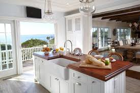 beach house kitchen cabinets kitchen decoration