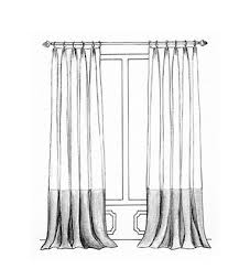 Curtains With Rings At Top 94 Best Window Treatments And Drapery Images On Pinterest