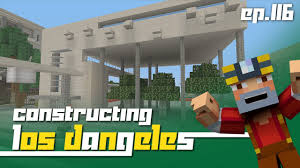 minecraft xbox 360 constructing los dangeles episode 116 new