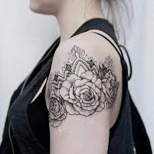 cool rose tattoos ink idea tattoos art ideas