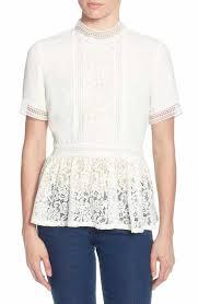 nordstrom blouses catherine catherine malandrino s shirts blouses clothing