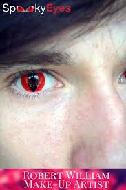 cheap halloween contact lenses uk robert william makeup artist and blogger red cat eye contact