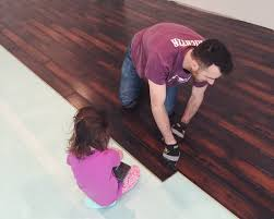Laminate Floors In Basement Laying Laminate Flooring In The Basement U2014 Snappy Casual