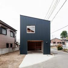 Minimalist Home Design Japan Combine Between Container And Tatami Make A Modern Minimalist