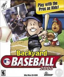 Backyard Baseball Ds Backyard Baseball 2003 Full Version Game Download Pcgamefreetop