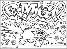 gangsta coloring pages gangster coloring pages design images