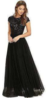 party wear dress royal export women s black georgette party wear dress jingalala