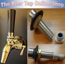 Flow Control Beer Faucet Beer Tap Intertap Flow Control Stainless Steel Faucet U0026 Shank