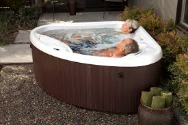 Small Jacuzzi Bathtubs Recharge With A Hotspringspas Compact Tub Perfect For Any