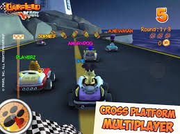garfield kart android apps on google play