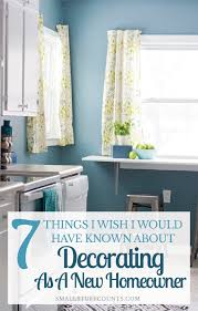 things you need for new house what i wish i would have known about how to decorate a new house