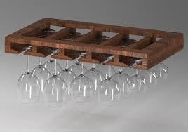 wine glasses holder step iges 3d cad model grabcad