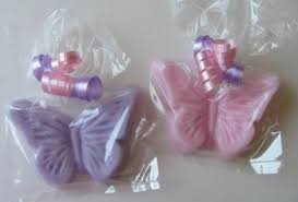 butterfly baby shower favors Baby Shower Decoration Ideas