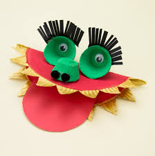 paper plate dragon craft instructions what a fab idea for a