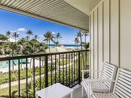 beach front kauai beach resort top floor great ocean pool views