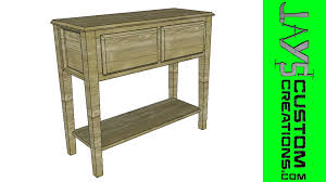 Sofa Table Sketchup Sofa Table 102 Youtube