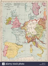 Western Europe Map by Holy Roman Empire 1558 Western Europe Accession Of Elizabeth I