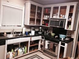 painted kitchen cabinets u2013 diystinctly made