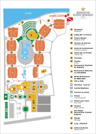 Boston Medical Center Map by Iberostar Costa Dorada Travel By Bob