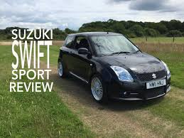 modified sports cars owning a suzuki swift sport modified car review youtube