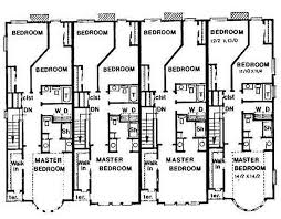 3 floor house plans 3 story house plans pyihome