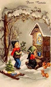 473 vintage christmas illustration images