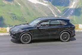 Porsche Cayenne Suv - new porsche cayenne 2017 spied testing on public roads youtube