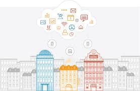 why are hoteliers taking their properties to the cloud