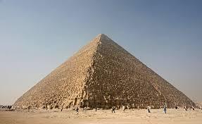 great pyramid of giza wikipedia