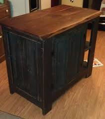 reclaimed barn wood kitchen island with wooden top custom kitchen island with reclaimed barn material pallet material