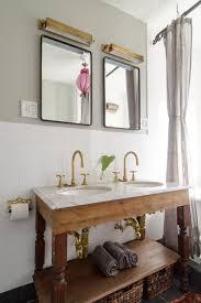 Open Bathroom Shelves How To If An Open Bathroom Vanity Is For You