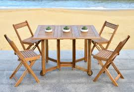 patio table with 4 chairs pat7001a patio sets 5 piece outdoor dining sets furniture by
