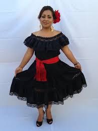 Mexican Woman Halloween Costume Mexican Dress Fiesta 5 Mayo Shoulder Ruffle 2piece