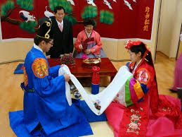 wedding traditions in korea tbrb info