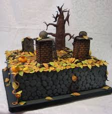 abandon cemetary abandon cemetery cake this cake was covered in