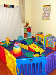 Home Daycare Ideas For Decorating Wish We Had Room For This Playroom Ideas Pinterest Room