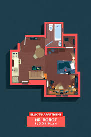 home floor plans from tv shows hypebeast